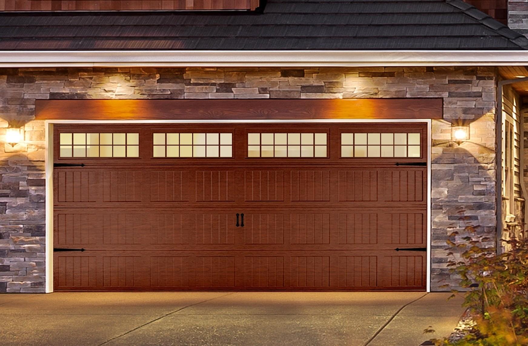 Kodiak DGS TX, Built to Spec Steel Garage Door