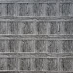 Kodiak DGS TX, Close Up of Custom Steel Garage Door